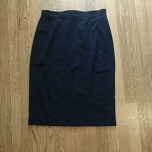 Maxmara pencil skirt, vintage size 12